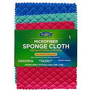 H-E-B Microfiber Sponge Cloth