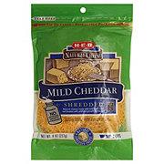 H-E-B Mild Cheddar Shredded Cheese