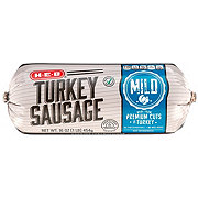 H-E-B Mild Turkey Sausage Breakfast Roll
