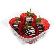 H-E-B Milk Chocolate Dipped Strawberries