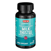 H-E-B Milk Thistle 1000 mg Softgels