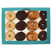 H-E-B Mixed Dozen Donuts