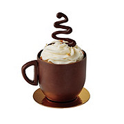H-E-B Mocha Coffee Cup