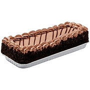 H-E-B Mocha Tres Leches Cake - 1/8 Sheet