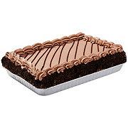 H-E-B Mocha Tres Leches Cakes - 1/4 Sheet