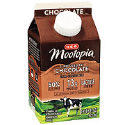 H-E-B Mootopia 2% Reduced Fat Chocolate