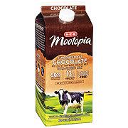 H-E-B MooTopia Lactose Free 2% Reduced Fat Chocolate Milk
