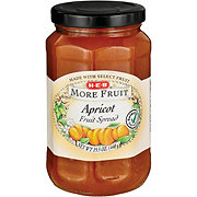 H-E-B More Fruit Apricot Fruit Spread