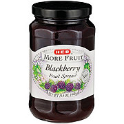 H-E-B More Fruit Blackberry Fruit Spread