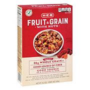 H-E-B Muesli Cereal