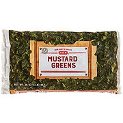 H-E-B Mustard Greens