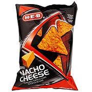 H-E-B Nacho Cheese Tortilla Chips
