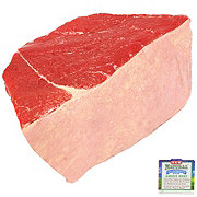 H-E-B Natural Beef Bottom Round Roast Boneless USDA Choice