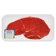 H-E-B Natural Beef Center Cut Sirloin Steak Thick USDA Choice