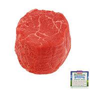 H-E-B Natural Beef Center Cut Tenderloin Steak USDA Choice