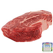 H-E-B Natural Beef Chuck Roast Boneless USDA Choice