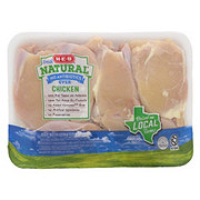 H-E-B Natural Boneless Skinless Chicken Thighs