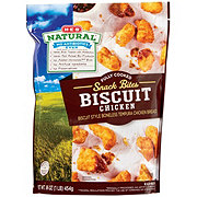 H-E-B Natural Fully Cooked Chicken Biscuit