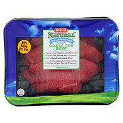 H-E-B Natural Grass Fed Beef Bottom Round For Scaloppini