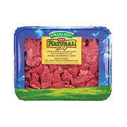 H-E-B Natural Grass Fed Beef for Stew