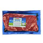 H-E-B Natural Grass-Fed Boneless Beef Ribeye Steak