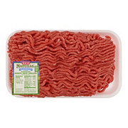 H-E-B Natural Ground Angus Beef Sirloin 90% Lean