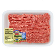 H-E-B Natural Ground Pork 90%