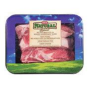 H-E-B Natural Lamb Country Style Ribs