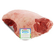 H-E-B Natural Lamb of Leg Whole Semi-Boneless