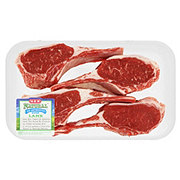 H-E-B Natural Lamb Rib Chops