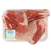 H-E-B Natural Lamb Shanks