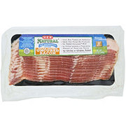 H-E-B Natural Pecan Smoked Uncured Bacon