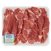 H-E-B Natural Pork Country Style Boston Butt Ribs Boneless Value Pack