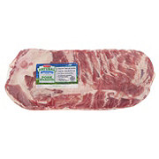 H-E-B Natural Pork Spareribs