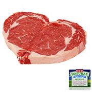 H-E-B Natural Sweetheart Ribeye Steak