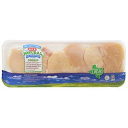 H-E-B Natural Thin Sliced Boneless Skinless Chicken Breasts