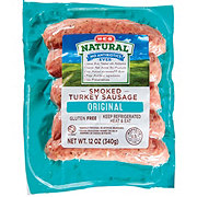 H-E-B Natural Turkey Sausage Links