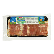 H-E-B Natural Uncured Applewood Smoked Bacon