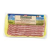 H-E-B Natural Uncured Turkey Bacon