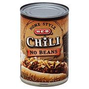 H-E-B No Beans Chili