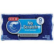 H-E-B No Scratch Sponge