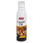 H-E-B No-Stick Canola Oil Cooking Spray