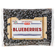 H-E-B No Sugar Added Blueberries