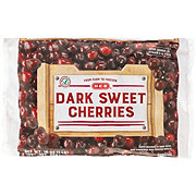 H-E-B No Sugar Added Dark Sweet Cherries