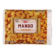 H-E-B No Sugar Added Mango Chunks