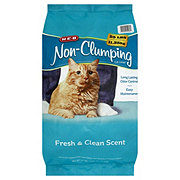 H-E-B Non Clumping Scented Cat Litter