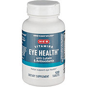 H-E-B Ocular Vitamins Tablets