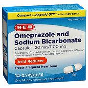 H-E-B Omperazole Sodium Bicarbonate