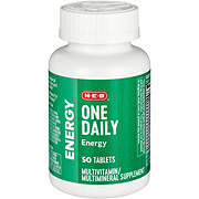 H-E-B One Daily Energy Support
