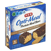 H-E-B Opti-Meal Protein Meal Bars Chocolate Peanut Butter